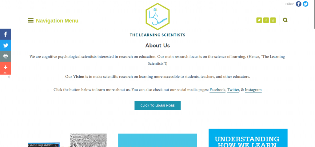 learning scientists