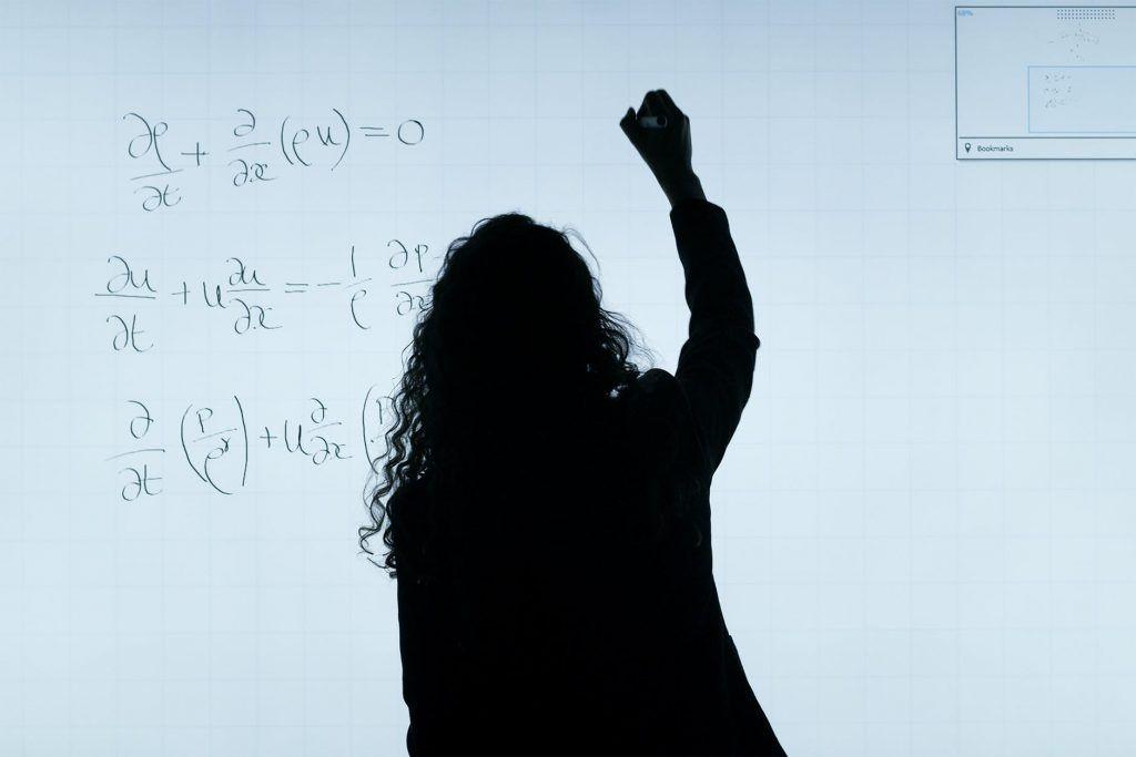 matematiikan ja fysiikan opiskelu